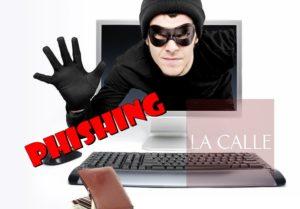 """¿Hacen sus transacciones bancarias desde sus computadoras? Pues, mucho cuidado con el """"phishing"""""""