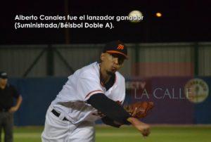 Sultanes blanquean y consiguen segunda victoria en la Serie Final del Béisbol Doble A