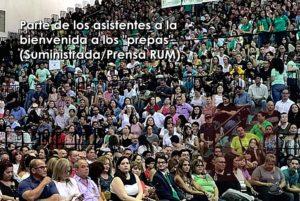 Más de 2500 prepas llegaron hoy al Colegio de Mayagüez