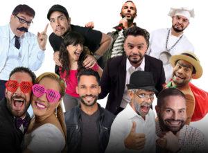 Comediantes cristianos se integran a MediaFaith por Internet