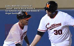 Sultanes de Mayagüez a ley de una victoria para entrar a la Serie Final del Béisbol Doble A desde 1949
