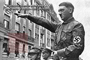 En medio de tension por retórica de odio… Golpean turista estadounidense que hizo el saludo Nazi en Alemania