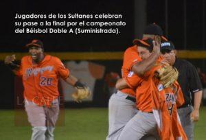 Sultanes de Mayagüez barren a Cayey y van a la final nacional del Béisbol Doble A