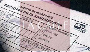 """Policía """"receta"""" más de 500 """"tickets"""" durante el fin de semana en el área de Mayagüez"""