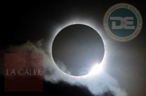 Despacharán estudiantes de escuelas públicas después de almuerzo el día del eclipse solar