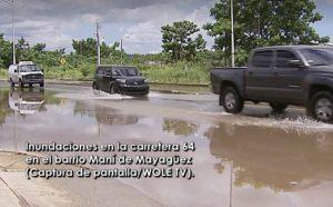 Cámara llega hoy a El Maní en Mayagüez para atender crisis de inundaciones y aguas negras