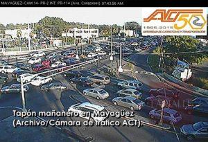 """Se acabaron las vacaciones… Regresan mañana los """"tapones"""" a Mayagüez"""