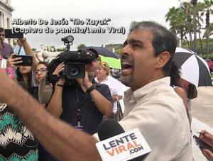 """Denuncian a """"Tito Kayak"""" por apropiación ilegal en Peñuelas"""