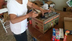 """""""Los de la casa primero"""", afirma Alcalde de San Germán sobre ayuda a damnificados del Huracán Irma (Vídeo y fotos)"""