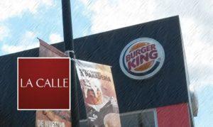 Asaltan anoche el Burger King de Sabana Grande