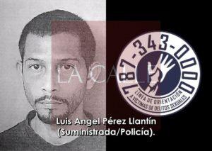 Preso en Las Cucharas sujeto que violó jovencita en Lajas