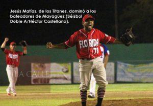 Titanes derrotan 12-3 a Mayagüez y empatan Serie Final Béisbol Doble A
