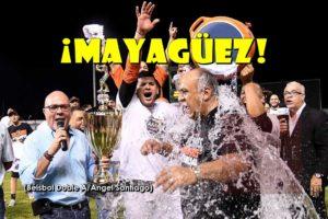 ¡Mayagüez es el nuevo rey de la Doble A! (Fotos)