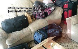 Y los que faltan… 67 mil boricuas emigraron a Estados Unidos en el 2016