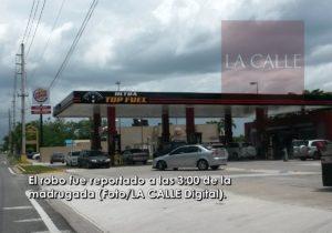 """Pillos """"inauguran"""" robando gasolinera en Hormigueros"""