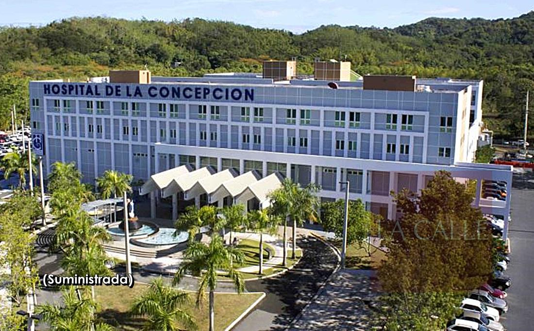 hospital de la concepcion aereo wm