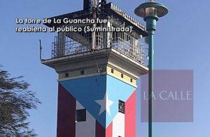 Reabre sus puertas la torre de La Guancha (Fotos)
