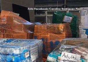 Más de medio millón de libras de ayuda humanitaria retenidas en hangar del Aeropuerto de Aguadilla debido a un posible esquema de fraude