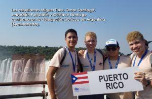 En Olimpiada Iberoamericana de Matemáticas… Estudiantes entrenados por profesores del RUM traen tres medallas de bronce para Puerto Rico
