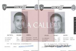 """Los agarraron """"in fraganti""""… Acusan dúo por """"robarse"""" un poste en Cabo Rojo (Fotos)"""