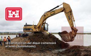Cuerpo de Ingenieros otorga fondos para construcción de un dique provisional en Yauco