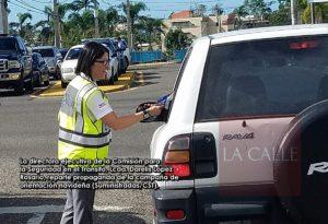 Activa la Comisión para la Seguridad en el Tránsito en esta temporada navideña
