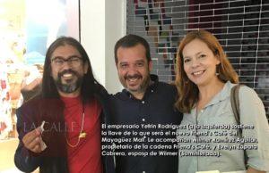A días de abrir Friend's Café en el Mayagüez Mall