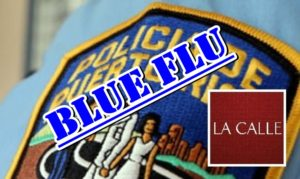 """Ante ausencias de agentes… Comandante y teniente arrestan sujeto que se """"puso guapo"""" en Isabela"""
