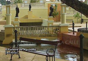 """Esta tarde… Hallan cadáver en el """"ojo de agua"""" de El Parterre de Aguadilla"""