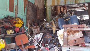 Contraloría señala falta de mantenimiento a proyectos de construcción y propiedad inservible u obsoleta sin decomisar en Oficina DTOP de Aguadilla (Fotos)