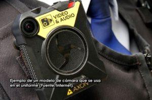 Policía Municipal de Mayagüez documentará intervenciones en vídeo con cámaras en sus uniformes
