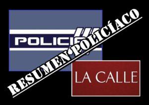 Resumen policíaco de la mañana para el 26 de febrero de 2018