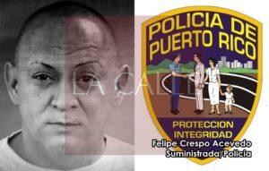 Arrestan sujeto por violencia doméstica en la calle Progreso de Aguadilla