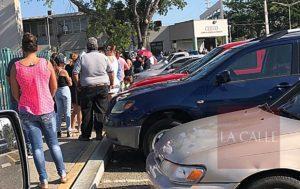 El suplicio de ir al CESCO de Mayagüez (Fotos)