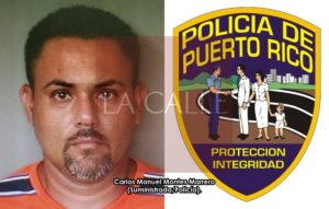 Divulgan foto del sujeto que intentó matar un policía en Mayagüez