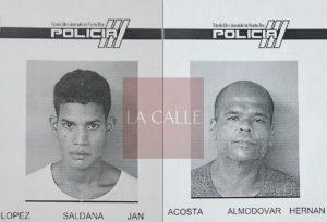 Arrestan dos sujetos y a una menor por escalamiento en Cabo Rojo
