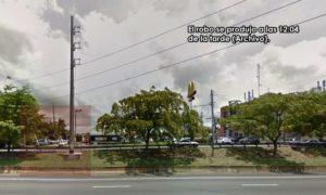 Reportan robo ocurrido al mediodía de hoy en el McDonald's de Isabela