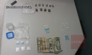 Arrestos por drogas y multas contra negocios anoche en Añasco y Las Marías (Fotos)