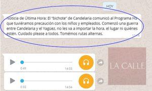 """Mensaje por supuesta """"guerra"""" entre pandillas en Mayagüez conmociona redes sociales"""