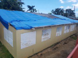 Después de meses de denuncias y hasta demandas para evitar cierres… Legisladora PNP le pide a Educación reparar comedor de escuela Manuel A. Barreto de Mayagüez