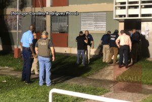Estable hombre herido de bala en incidente en el que fue asesinada una mujer ayer en Mayagüez