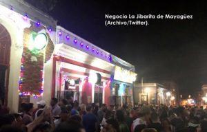 Un menor asesinado y 10 heridos esta madrugada frente al negocio La Jibarita de Mayagüez