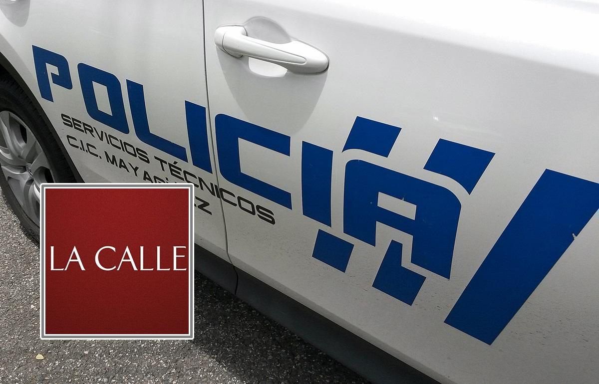 patrulla policia logo LA CALLE 2