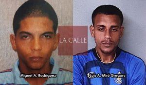 Se buscan: Uno por robo de identidad y el otro por apropiación ilegal en el Oeste