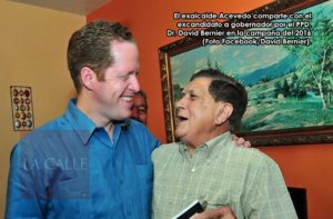 Alcalde de Mayagüez y líderes del PPD lamentan fallecimiento del ex alcalde de Las Marías Adrián Heriberto Acevedo
