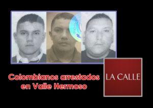 Arrestan tres colombianos que le robaron prendas a residentes de Valle Hermoso Abajo en Hormigueros