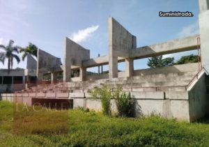 Sigue lloviendo y no escampa para el Alcalde de Maricao… Fondos invertidos en la construcción de una obra que no había tenido utilidad (Fotos)