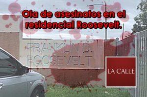 Identifican hombre asesinado en su cuarto esta mañana en el residencial Roosevelt de Mayagüez