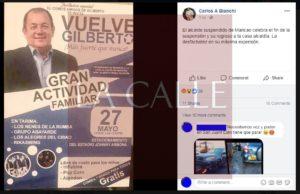 """Alcalde de Maricao celebra """"en grande"""" el final de su suspensión de empleo y sueldo"""
