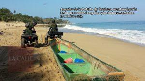 """Tres gallos """"indocumentados""""… Interceptan 5 dominicanos frente a costa de Rincón"""